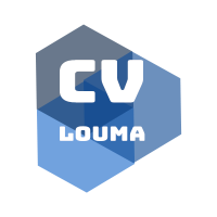 Exemples de CV & Amélioration de CV par Louma Logo